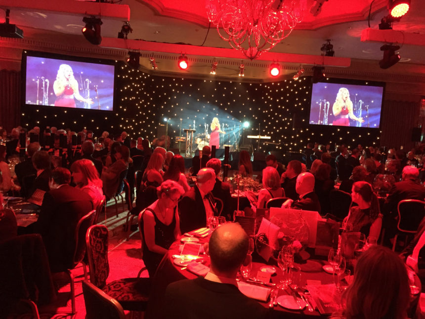 Annual Charity Fundraiser Dinner at The Dorchester