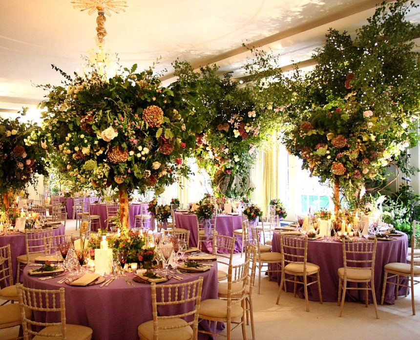 Wedding at Claridges