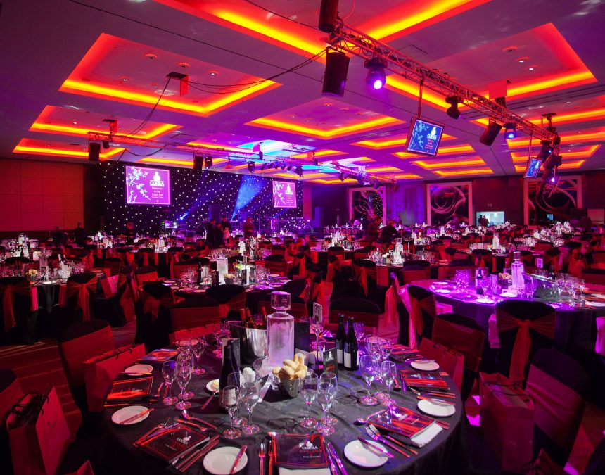 Corporate Winter Ball at The Intercontinental, Park Lane