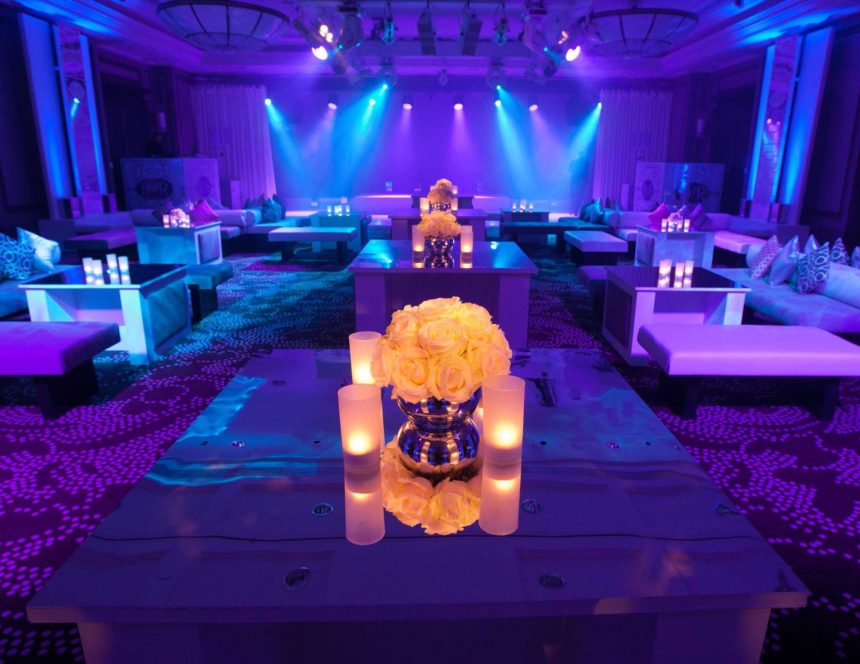 Wedding Reception at The Rosewood