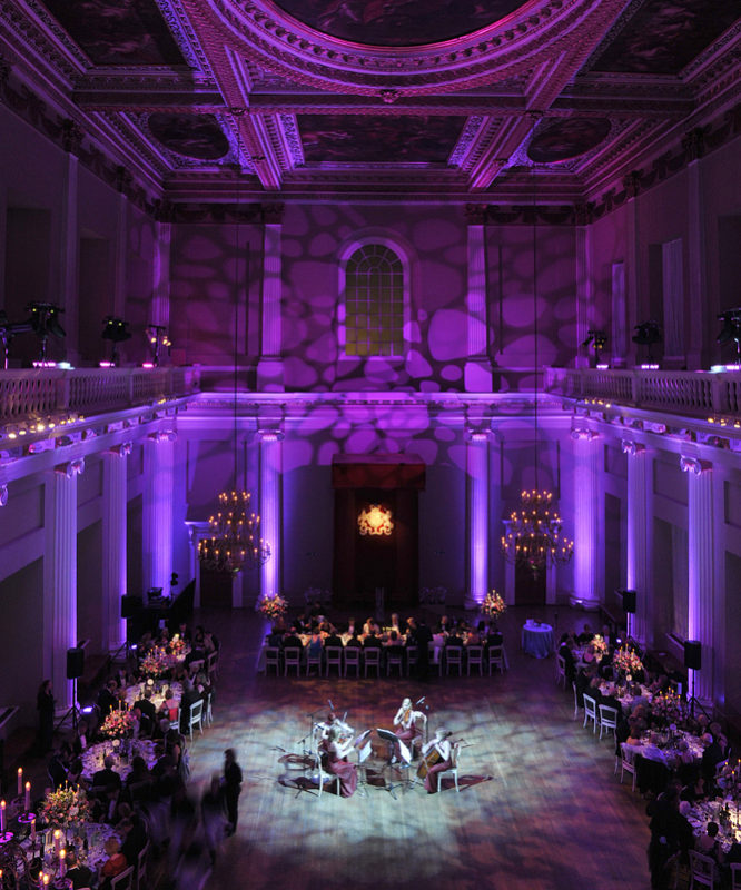 Annual Corporate Dinner at Banqueting House