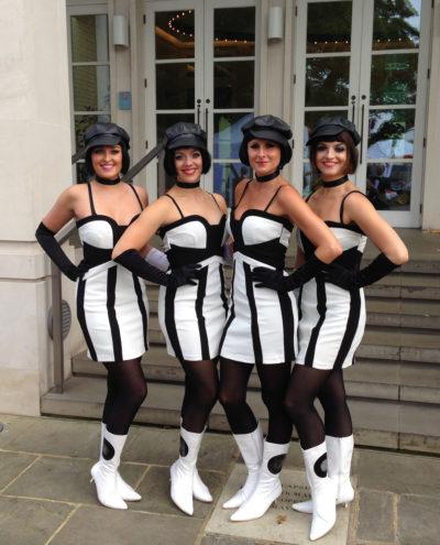 60's Entertainment at The Hurlingham Club