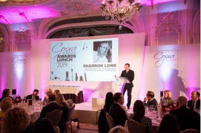 Corporate Awards Lunch at The Savoy