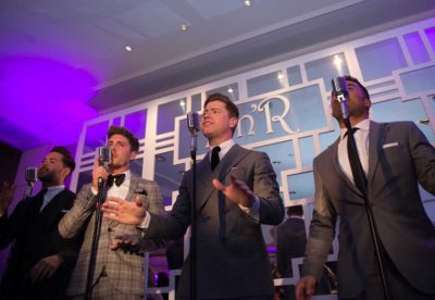 Named Artist, Jack Pack, Performing at The Rosewood