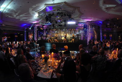 Named Artists, Escala, Performing at The Dorchester