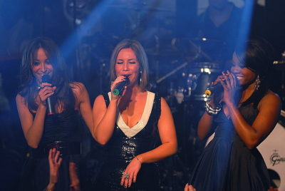 Named Artists, The Sugababes, Performing at The Dorchester